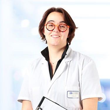 Dr. Claire Billault